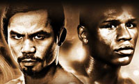 Mayweather vs Pacquiao Championship Boxing with NSO Entertainment