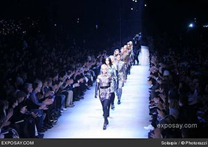 Milan Fashion Week with NSO Entertainment