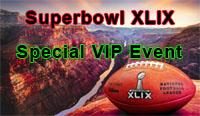 Superbowl with NSO Entertainment